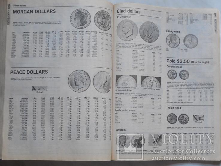 Каталог-справочник всех монет мира за период с 1901 по 2001 гг. (Более 47 000 иллюстраций), фото №12