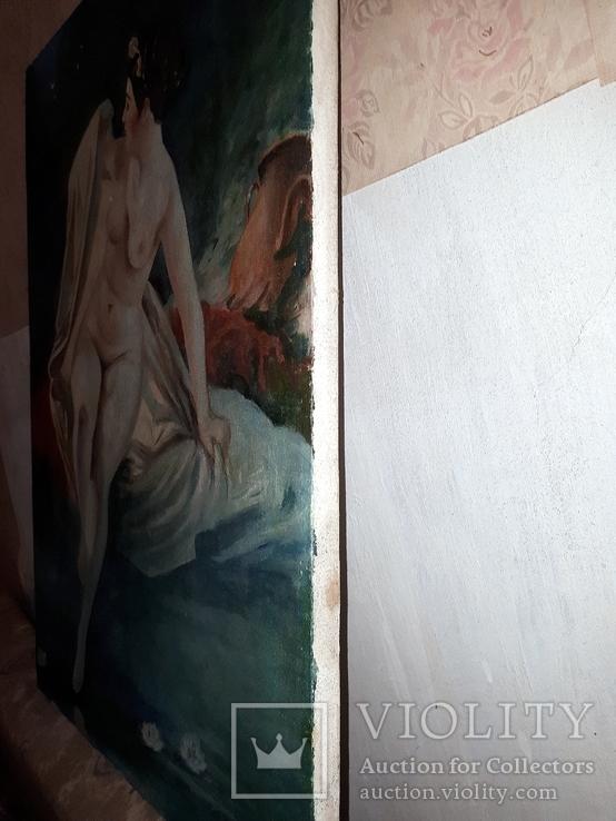 Картина маслом в стиле ню, фото №3