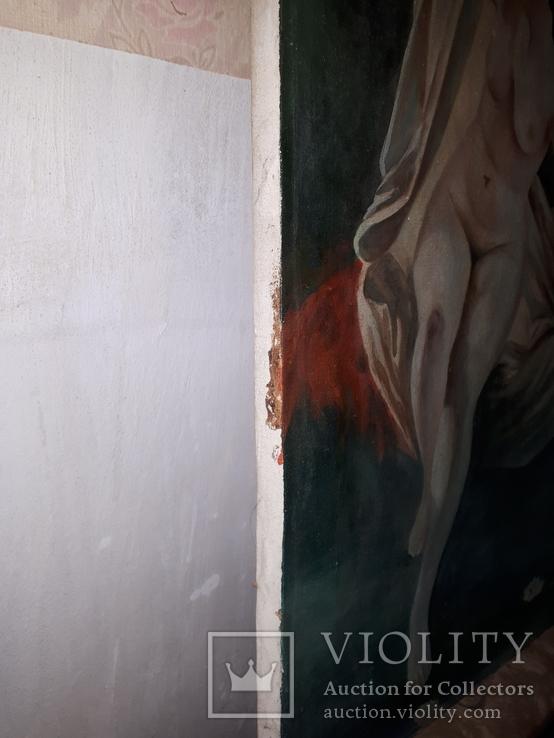 Картина маслом в стиле ню, фото №11