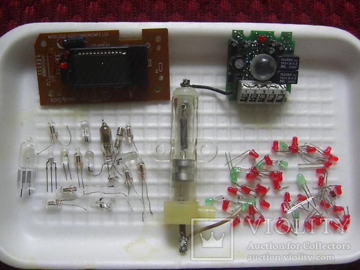Индикаторы.светодиоды.фотоэлементы, фото №2