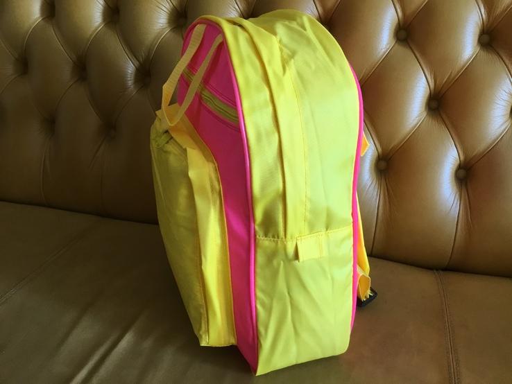 Яркий рюкзак-сумка для школы, фото №4
