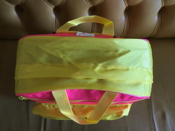 Яркий рюкзак-сумка для школы, фото №6