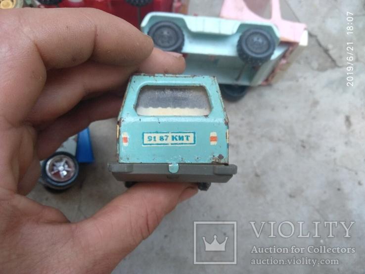 Лот автомобилей времён СССР, фото №4