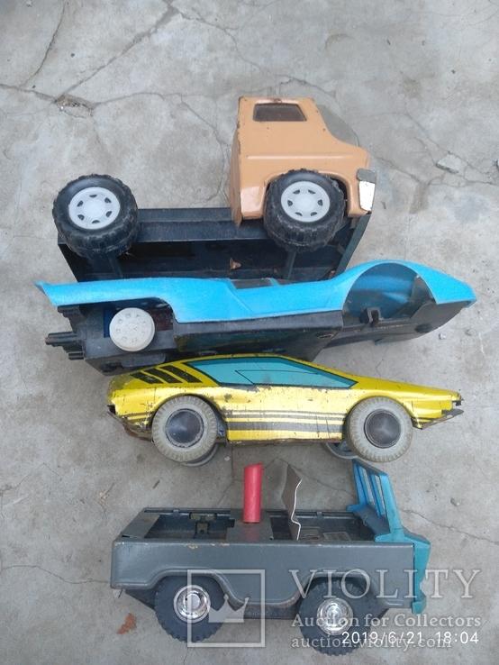 Лот автомобилей времён СССР, фото №8