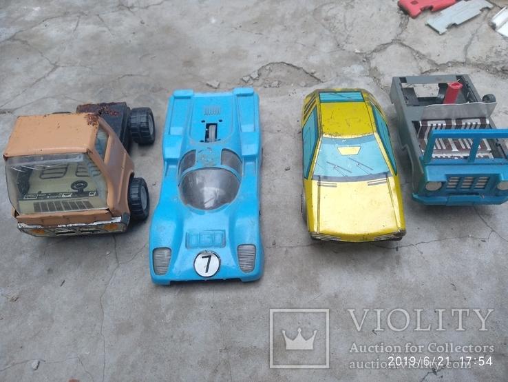 Лот автомобилей времён СССР, фото №9