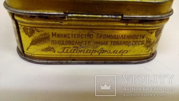 Банка от зубного порошка., фото №5