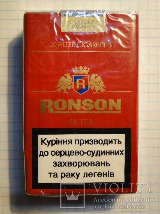 Сигареты ронсон купить электронная сигарета купить спб недорого