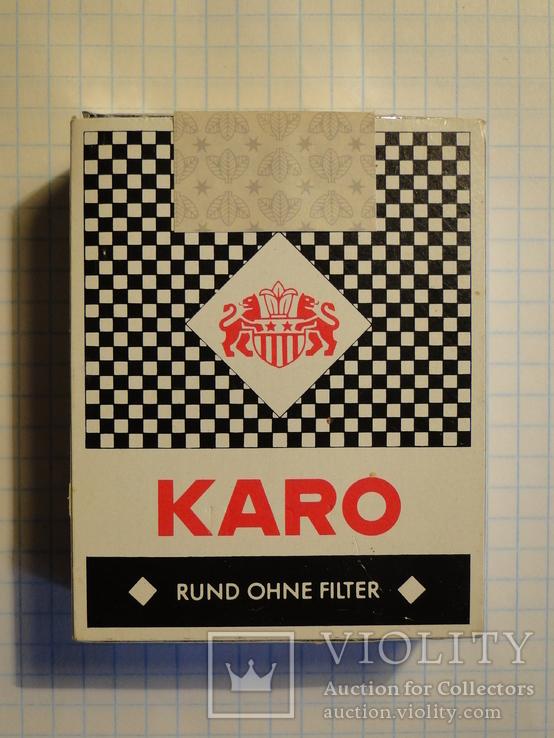 Karo сигареты купить завод по производству табачных изделий