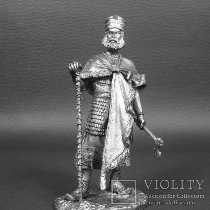 Царь империи хеттов Муваталлис.1300г. до н.э, фото №2