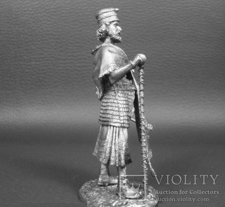 Царь империи хеттов Муваталлис.1300г. до н.э, фото №3