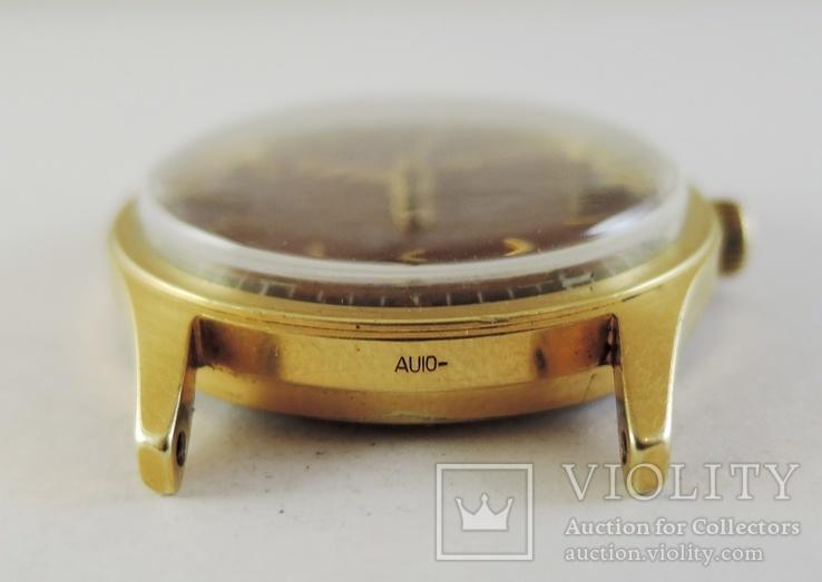 Часы Восток. Позолота AU10, фото №4