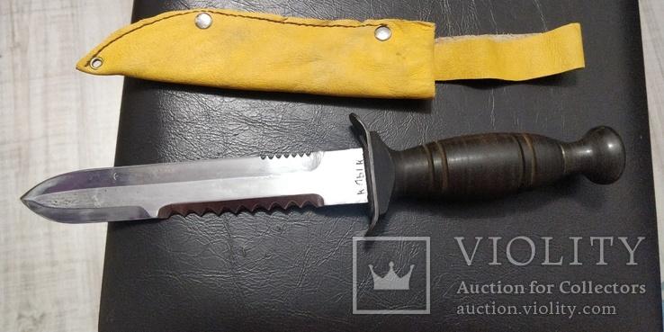 """Нож ручной работы""""Клык"""""""