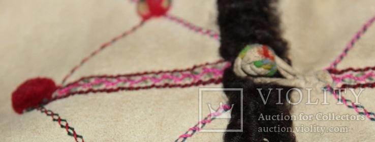 Кептар жилетка корсетка Покуття   .поч ХХст., фото №8