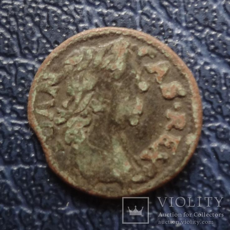 Солид боратинка 1661  Литва    ($5.1.28)~, фото №2