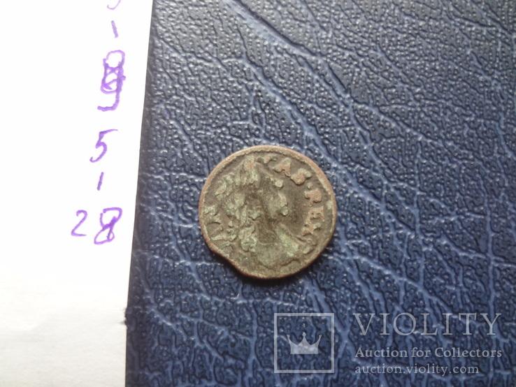 Солид боратинка 1661  Литва    ($5.1.28)~, фото №4