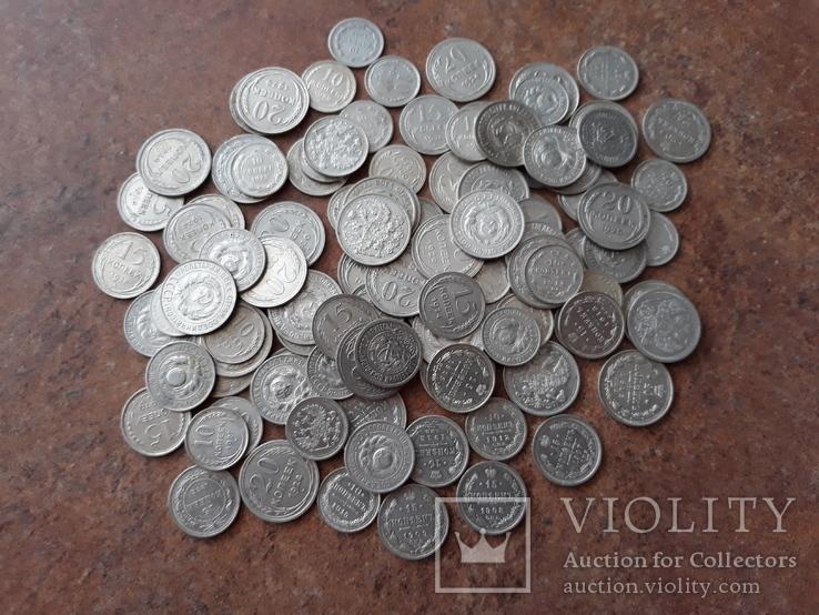монет 107 шт., фото №2