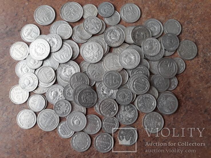 монет 107 шт., фото №3