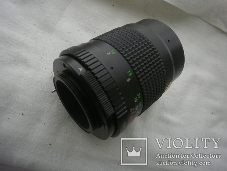 VC AUTO-BEROFLEX 1:2.8 f=135mm М42, фото №7