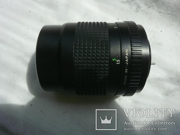VC AUTO-BEROFLEX 1:2.8 f=135mm М42, фото №9