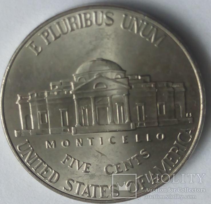 США 5 центов 2013 D, фото №3