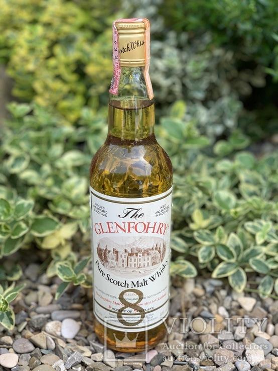 Whisky Glenfohry 8 1980s