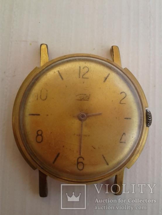 Часы Заря Au-12.5