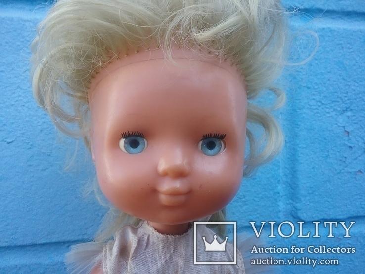 Кукла на резинках, клеймо, фото №4
