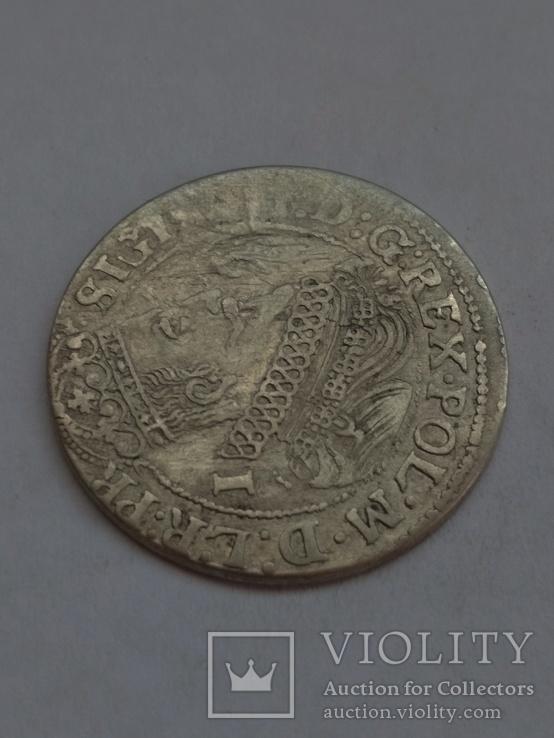 Орт гданський 1623 року
