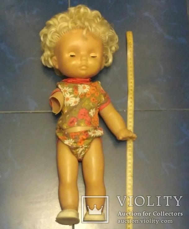 Кукла (колкий пластмасс), фото №4