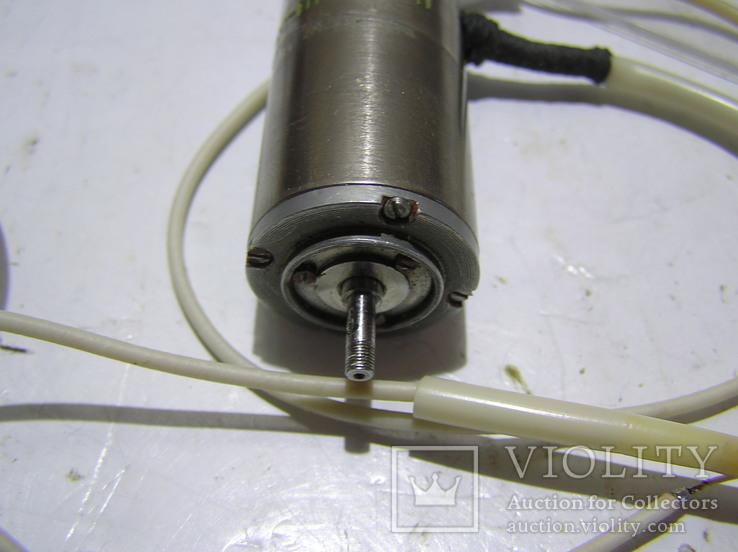 Эл. двигатель ДПР 42Н1-03. Лёгкое б/у., фото №4