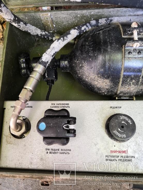 Дыхательный аппарат, прибор тип 137И, фото №7