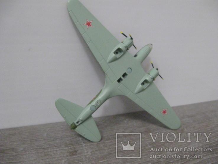 Самолет времен 2 Мировой - Iliouchine DB-3, фото №6