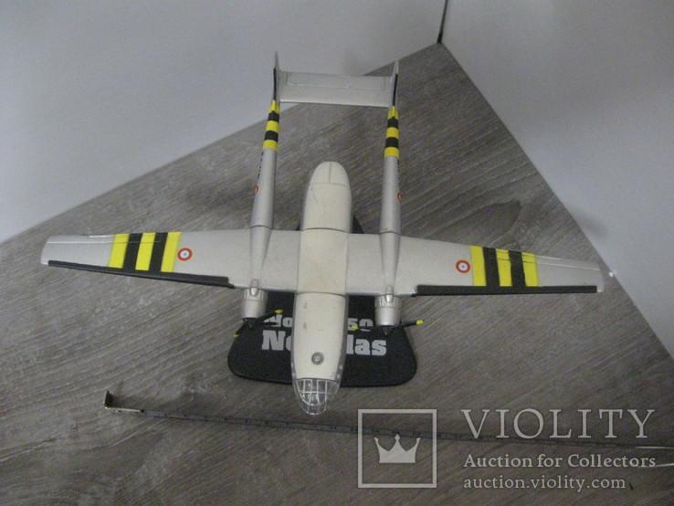 Самолет времен 2 Мировой - Nord 2501 Noratlas, фото №2