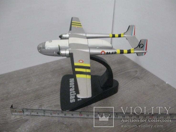 Самолет времен 2 Мировой - Nord 2501 Noratlas, фото №4