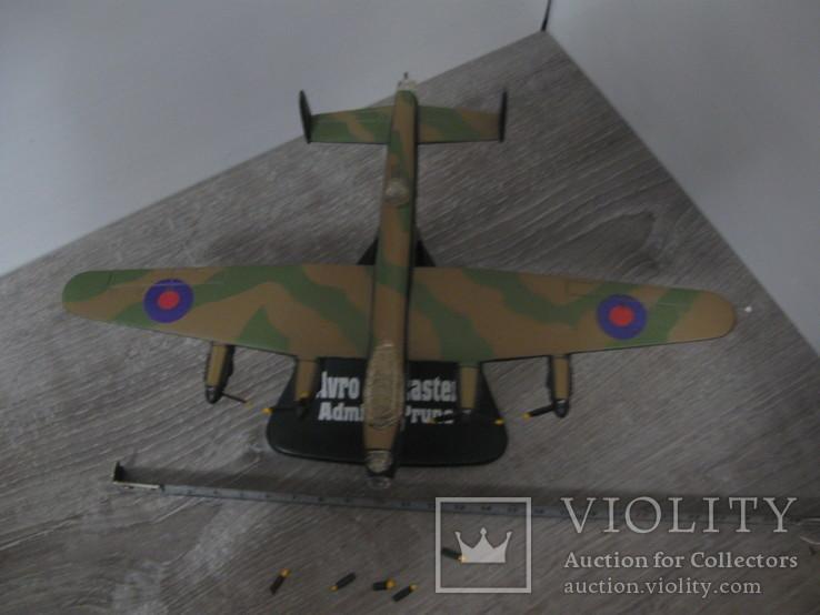 Самолет времен 2 Мировой - Avro Lancaster Admiral Prune, фото №2