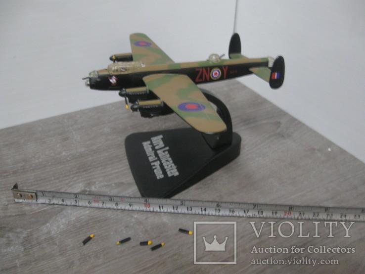 Самолет времен 2 Мировой - Avro Lancaster Admiral Prune, фото №4