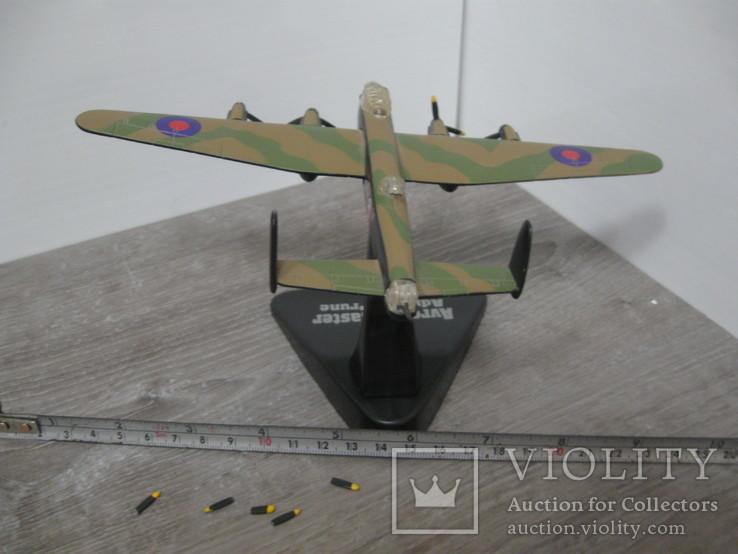 Самолет времен 2 Мировой - Avro Lancaster Admiral Prune, фото №5