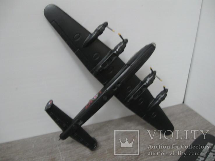 Самолет времен 2 Мировой - Avro Lancaster Admiral Prune, фото №6