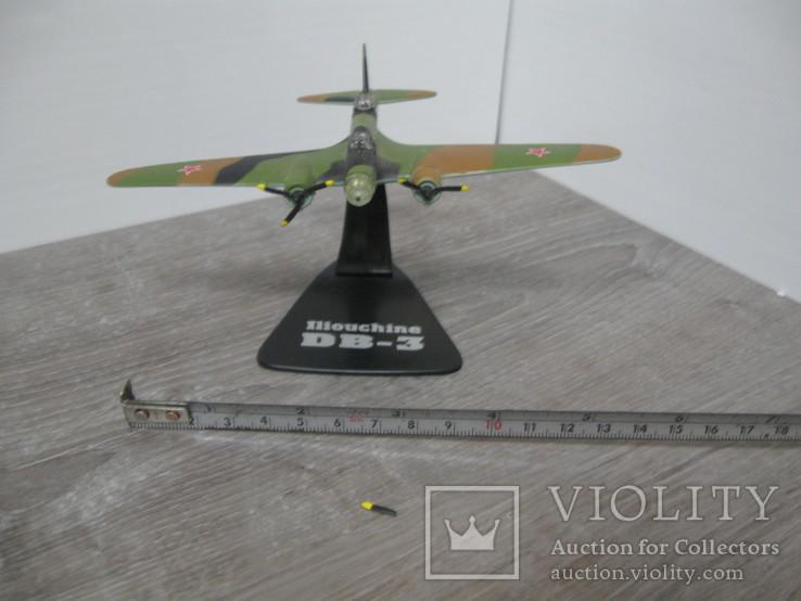 Самолет времен 2 Мировой - Iliouchine DB-3, фото №3