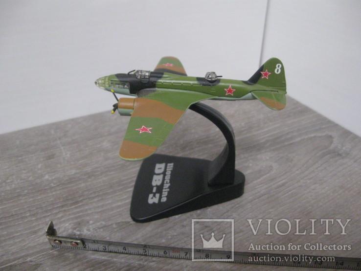 Самолет времен 2 Мировой - Iliouchine DB-3, фото №4