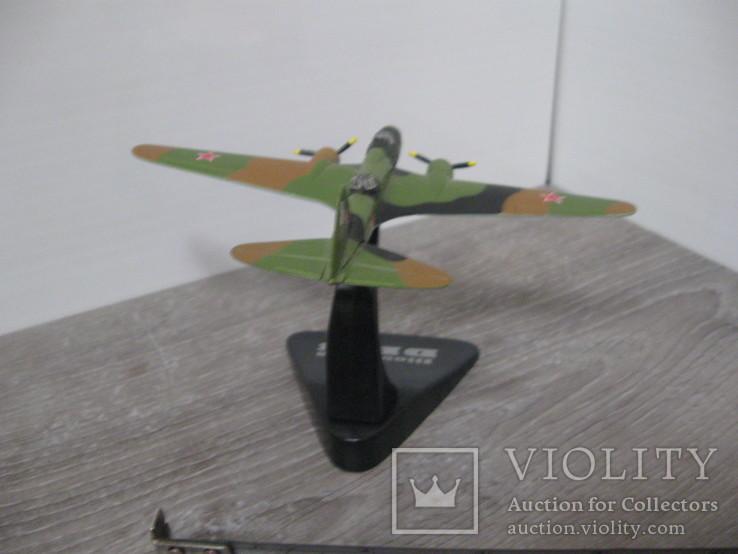 Самолет времен 2 Мировой - Iliouchine DB-3, фото №5