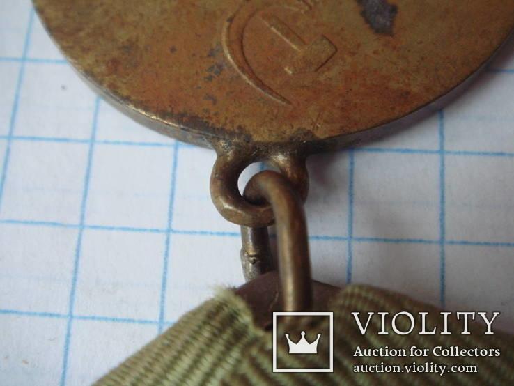 За оборону Одессы, боевая, родной сбор, запаяное кольцо., фото №9
