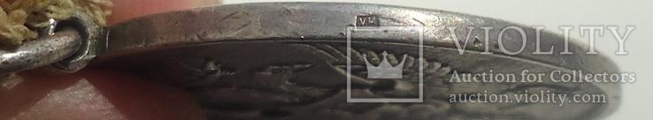 Черногория 1841-1919   За Храбрость  36 мм, фото №4