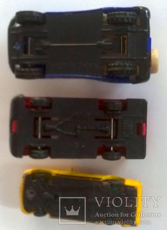 3 машинки, фото №7