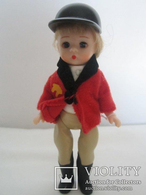 Кукла Жокей Madame Alexander Мадам Александр, фото №4