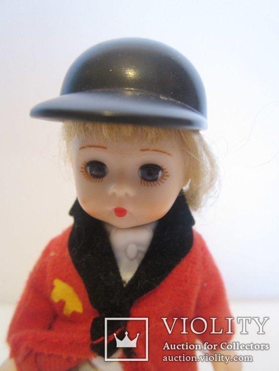 Кукла Жокей Madame Alexander Мадам Александр, фото №5