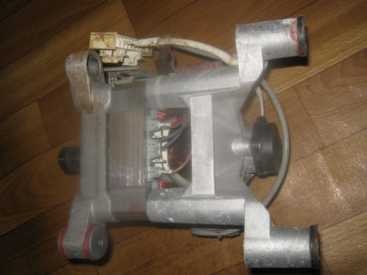 Двигатель от стиральной машинки, фото №3