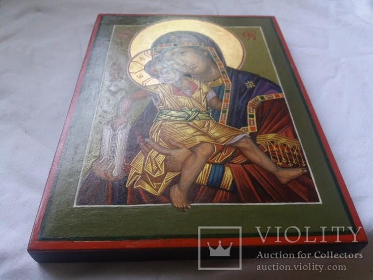 Икона Божией Матери Милостивая Богородица Киккская. «Достойно Есть», фото №7
