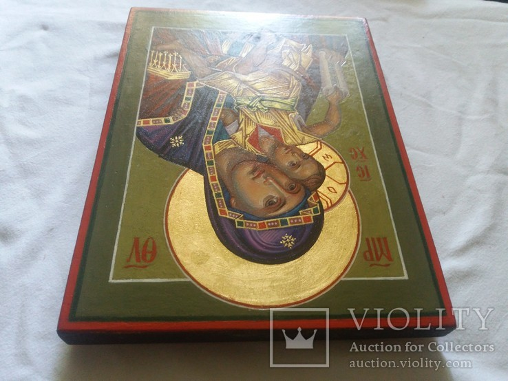 Икона Божией Матери Милостивая Богородица Киккская. «Достойно Есть», фото №8