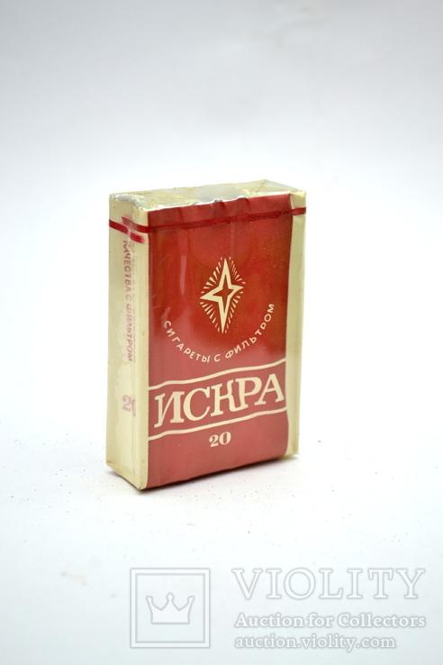 Искра сигареты купить одноразовая электронная сигарета solo купить